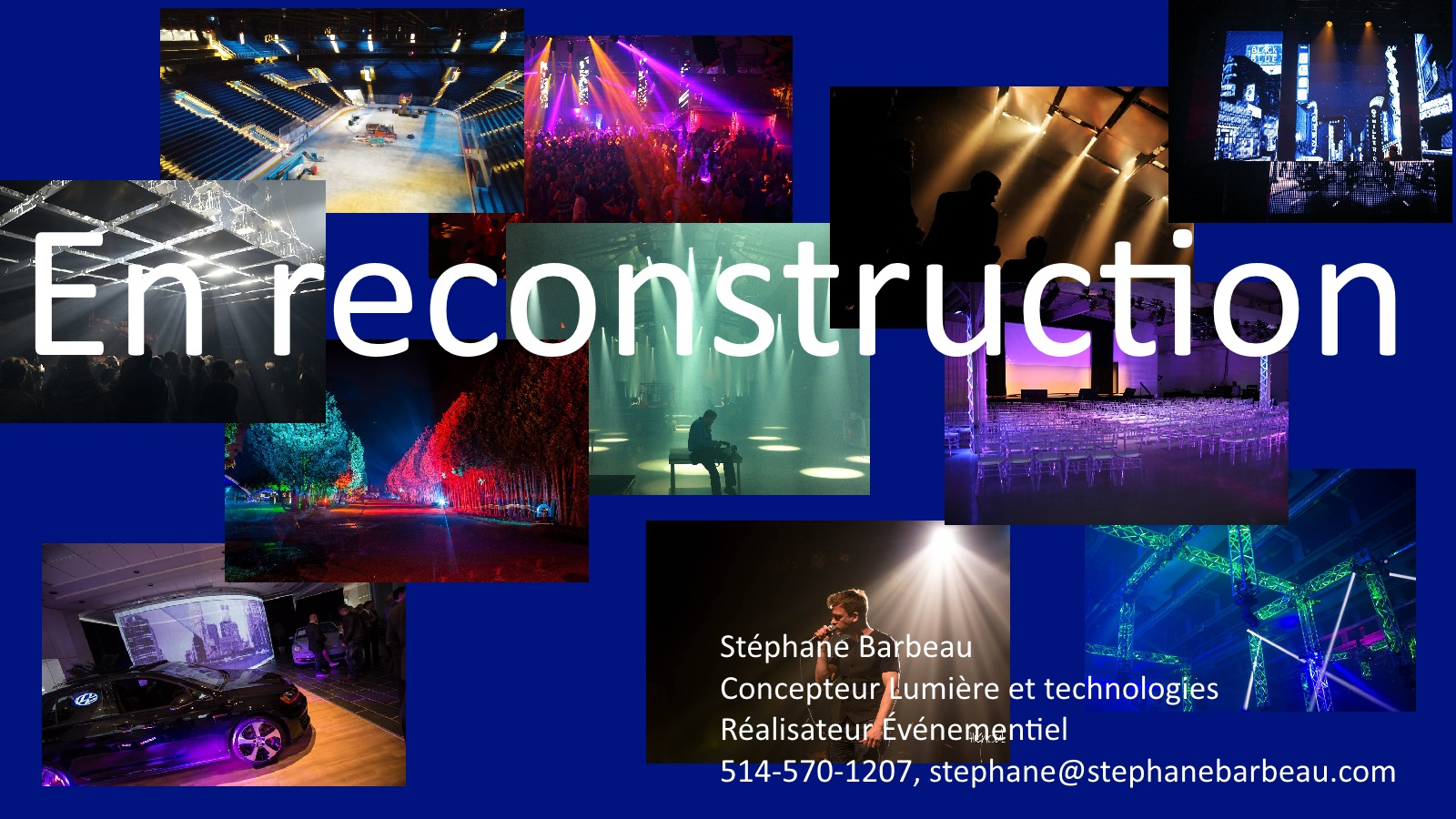 En reconstruction